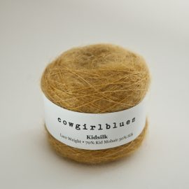 Kidsilk Solids, Mustard