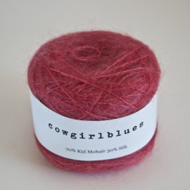 Kidsilk Solids, Dusty Rose