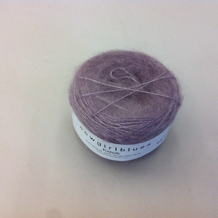 Kidsilk Solids, Orchid Blush