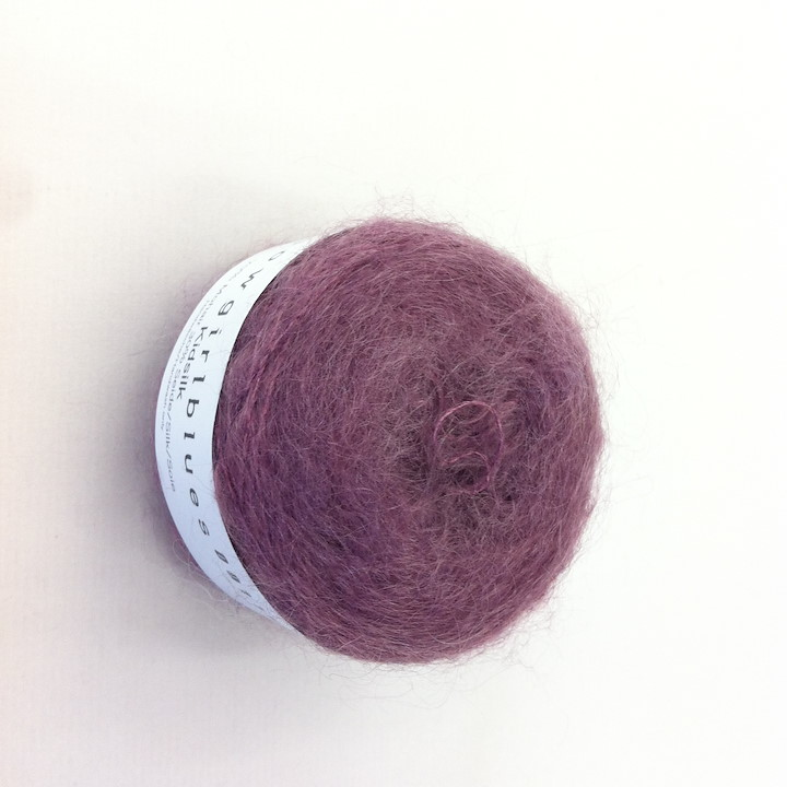 Kidsilk Solids, Plum